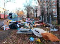 В алтайском городе Бийске введен режим ЧС из-за мусорного коллапса