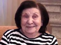 """Скончалась разведчица Гоар Вартанян, которая помогла сорвать операцию абвера """"Длинный прыжок"""" по устранению Сталина"""