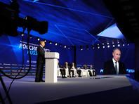 Путин сообщил о том, на что потратят деньги ФНБ