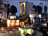 В Подмосковье на бывших фермерских землях обнаружили крупнейшую в России нарколабораторию (ФОТО, ВИДЕО)