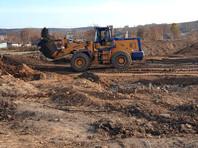 Киселевск, работы по ликвидации подземного пожара, октябрь 2019 года
