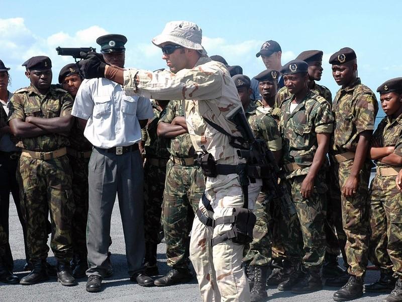"""Африканские частные военные компании теряют в Мозамбике контракты с местными подрядчиками из-за российской """"ЧВК Вагнера"""", которая предоставляет услуги российских наемников по значительно более сходной цене"""