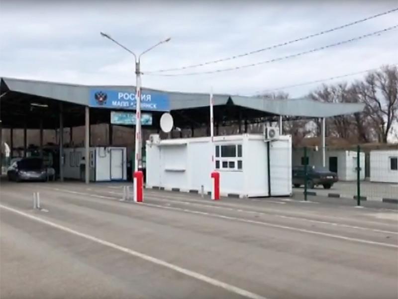 """Уточняется, что 34-летний житель Закарпатской области пытался попасть в Крым через пункт пропуска """"Армянск"""". Во время проверки выяснилось, что иностранцу запрещен въезд в Россию до сентября 2020 года"""