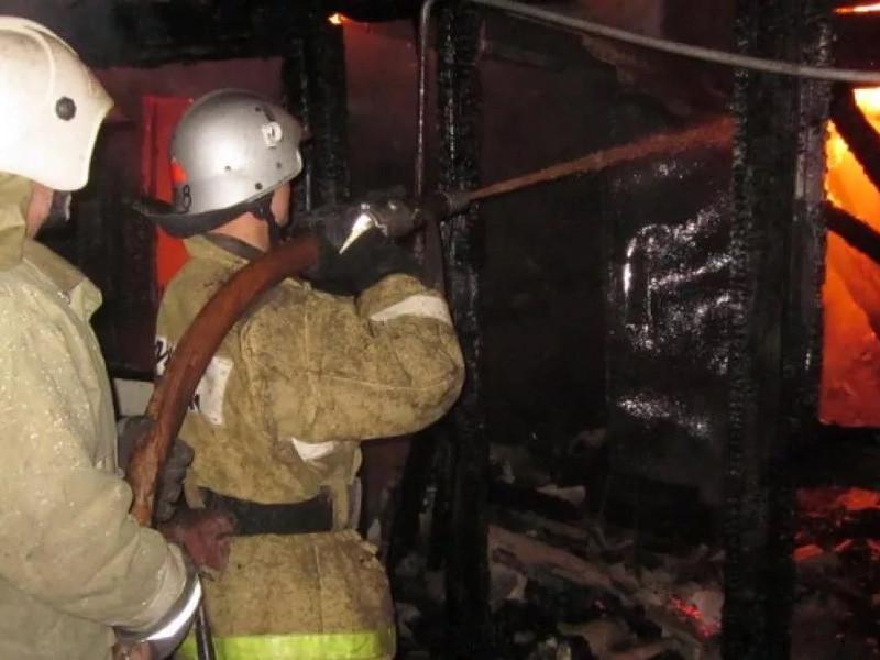 В Челябинской области многодетная мать погибла в пожаре после побега троих детей из дома