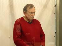 Олег Соколов в Октябрьском районном суде Санкт-Петербурга, ноябрь 2019 года