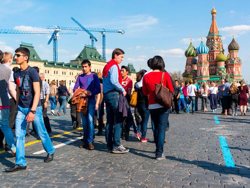 """Москва получила премию World Travel Awards в номинации """"Лучшее туристское направление. Город"""""""