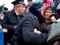 В Дагестане силовики разогнали дубинками акцию протеста против строительства водопровода, есть раненые