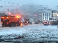 Циклон на Дальнем Востоке: каток и массовые ДТП в Хабаровске и Владивостоке, рекордное количество снега в Благовещенске (ВИДЕО)