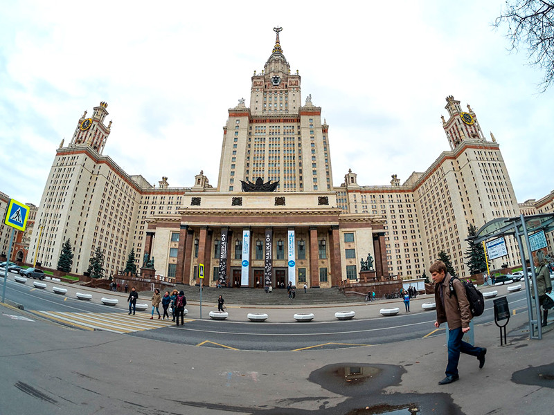 Студенты и преподаватели МГУ потребовали вернуть выборы ректора