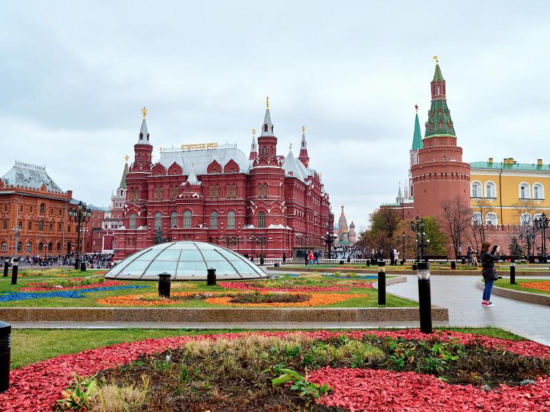 """Температура в Москве достигнет """"сумасшедших значений"""" для ноября"""