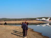 Симферопольское водохранилище, ноябрь 2019 года