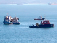 """Взрыв газа на танкере в Находке: 3 погибших - """"палубу разорвало, как консервную банку"""" (ВИДЕО)"""