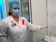 В России зарегистрировано около 1,1 млн ВИЧ-инфицированных, но менее половины из них получают лечение