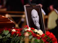Церемонию прощания с бывшим мэром Москвы Юрием Лужковым посетил президент Путин