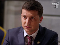 """На ТНТ заявили, что не собирались показывать сериал """"Слуга народа"""" с Зеленским бесплатно, но и за деньги шутку про Путина не показали"""