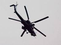 Военный вертолет разбился в Краснодарском крае в условиях сильного тумана, погибли два человека