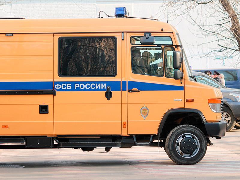 Сотрудники ФСБ России задержали двух россиян, готовивших теракты в Санкт-Петербурге в новогодние праздники