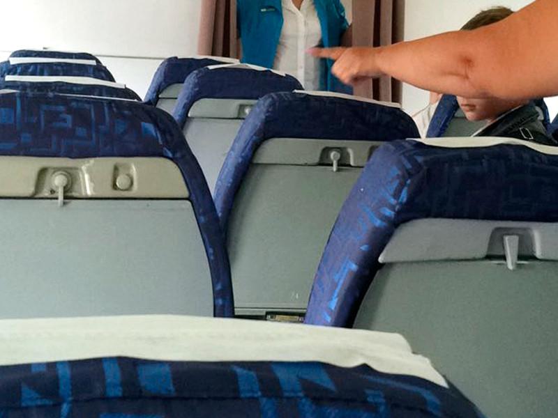 Пассажир сломал нос женщине на рейсе Гоа - Москва из-за пролитого кофе