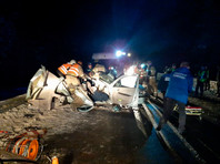 В Карелии автобус попал в ДТП на заснеженной трассе: 1 человек погиб, 13 ранены