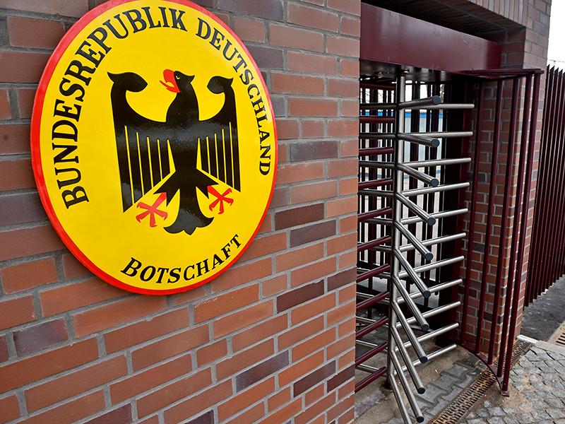 Из России выслали двух немецких дипломатов в ответ на аналогичные действия Германии из-за убийства Хангошвили