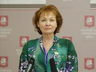 В поддержку Аскер-заде выступила депутат Мосгордумы, председатель комиссии по здравоохранению и охране общественного здоровья Людмила Стебенкова