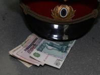 Генпрокурор пообещал новые меры против коррупции, которой среди силовиков больше всего грешат сотрудники МВД