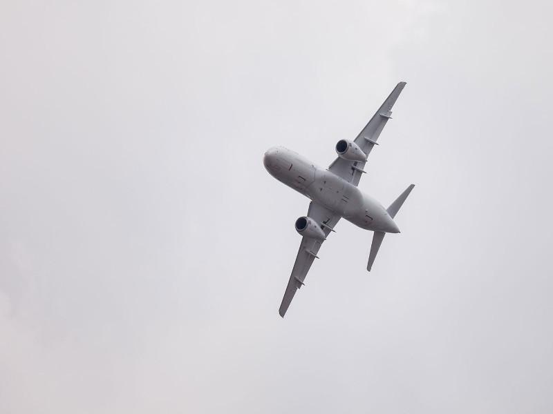 Новый инцидент с SSJ-100