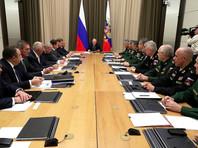Путин в день открытия саммита НАТО объявил, что Альянс опасен для России