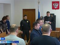 В Уфе трое бывших полицейских признаны виновными в изнасиловании дознавательницы
