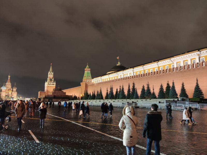 Центр Москвы превратится в зону особого режима в новогодние праздники