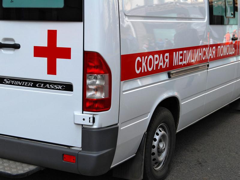 В Санкт-Петербурге полиция проводит проверку по факту нападения группы мужчин на посетительниц кофейни