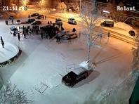 В Мурманской области полицейским пришлось вызывать подкрепление, чтобы утихомирить буйных подростков после дискотеки (ВИДЕО)