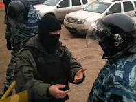 Под Казанью разогнали палаточный лагерь противников мусоросжигательного завода (ВИДЕО)