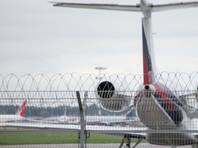В Шереметьево Superjet выкатился за пределы полосы, но не получил повреждений
