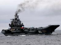 Корабль начали ремонтировать после того, как в феврале 2017 года вернулся в Североморск из Средиземного моря, где участвовал в военных операциях в Сирии