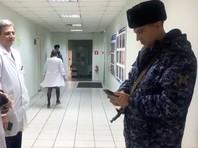 В московскую больницу пригнали сотрудников Росгвардии с автоматами после отказа медиков увольняться (ВИДЕО)