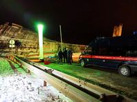 В Оренбурге, где рухнувший мост придавил два автомобиля, введен режим ЧС (ФОТО, ВИДЕО)