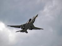 У бомбардировщика Ту-22М3 отказал двигатель во время полета в Астраханской области
