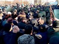 Восемь лидеров протестов в Ингушетии стали фигурантами дел об экстремистском сообществе