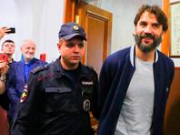Михаил Абызов в Басманном суде, июль 2019 года