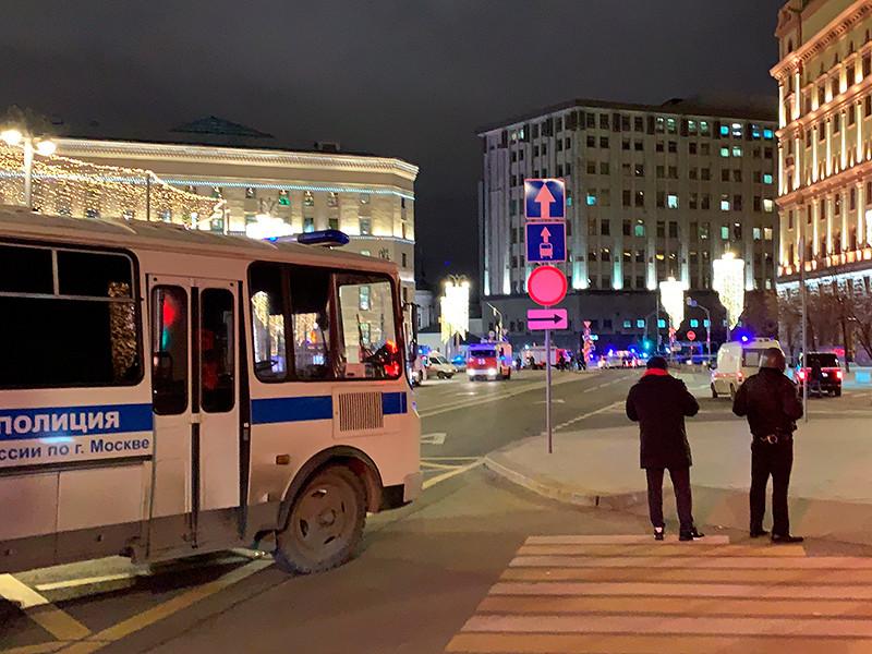 СМИ сообщили о личности мужчины, который открыл стрельбу у здания ФСБ в Москве, убив одного человека и ранив еще пятерых