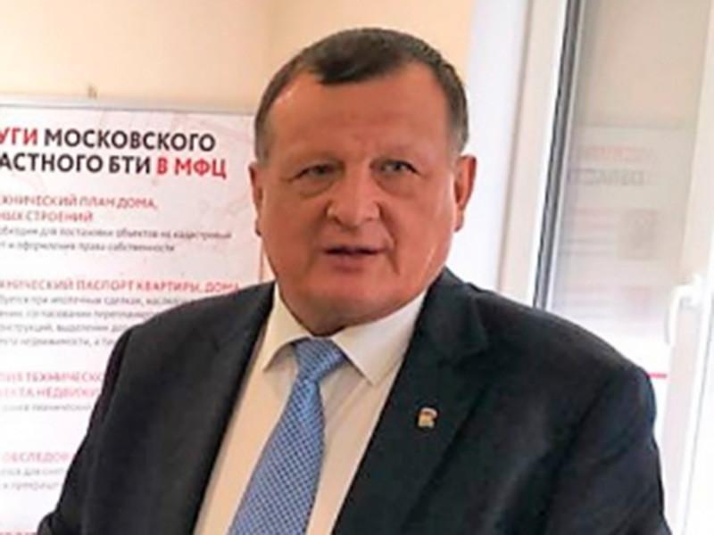 Экс-глава Щелковского района Подмосковья задержан за взятку в виде автомобиля