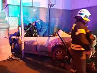 По информации ведомства, инцидент произошел в Локомотивном проезде у дома 29