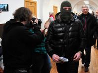 Александр Кизлык в Басманном районном суде Москвы