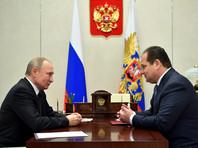 Путин сменил губернатора Еврейской автономной области