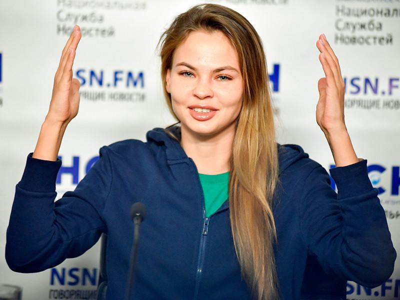 Настя Рыбка (Анастасия Вашукевич), 28 февраля 2019 года