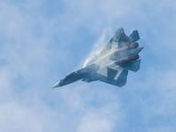 Разбившийся на Дальнем Востоке Су-57 не смог выйти из самопроизвольной крутой спирали