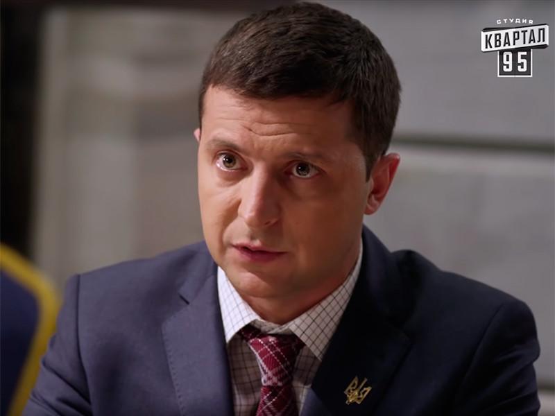 """В ТНТ заявили, что не собирались показывать сериал """"Слуга народа"""" с Зеленским бесплатно. Но и за плату шутку про Путина не показали"""