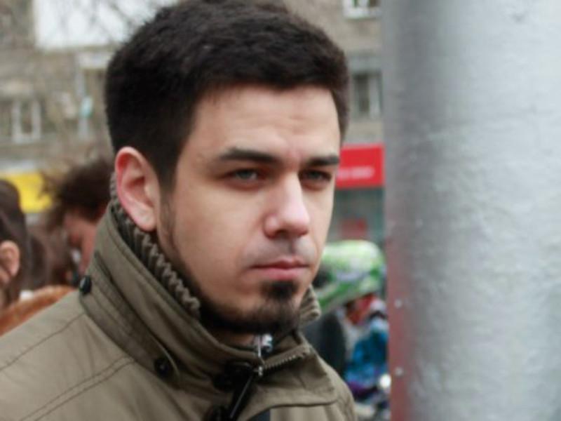 Новосибирский художник Артем Лоскутов