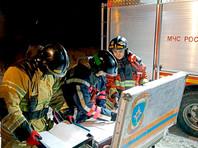 На момент прибытия первого подразделения пожарных был виден дым из окна второго этажа. Пожар был оперативно потушен на площади 10 квадратных метро